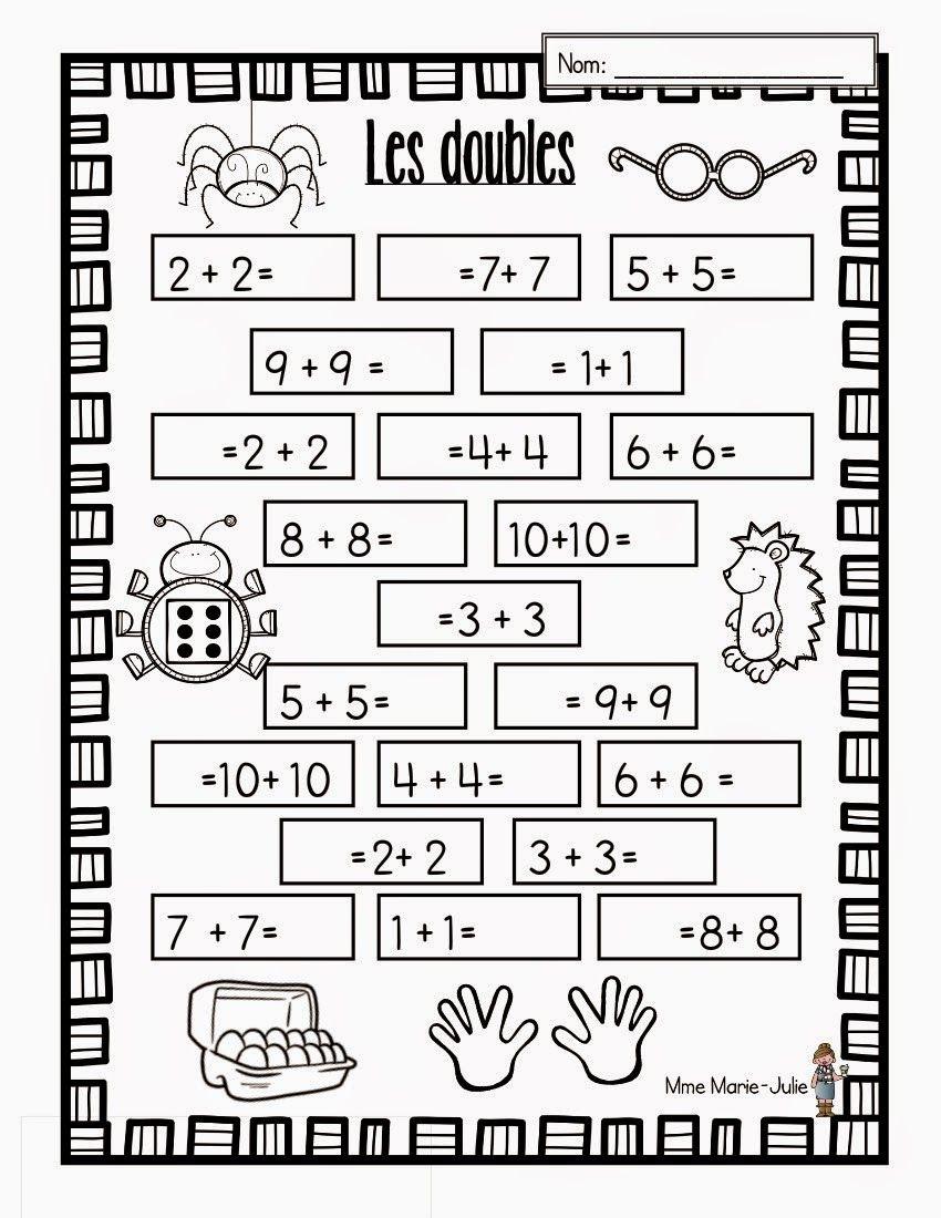 Épinglé par Élizabeth Lozier sur Mathématiques | Jeux ...