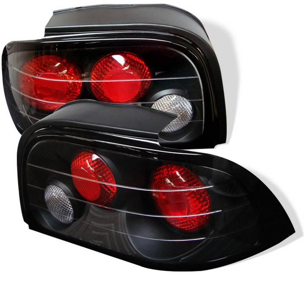 Spyder Auto Ford Mustang 94-95 Euro Style Tail Lights