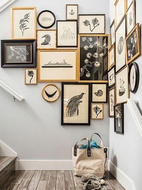 Ideas para darle vida a un rinc n de tu casa ideas de for Jaula de la escalera de color idea
