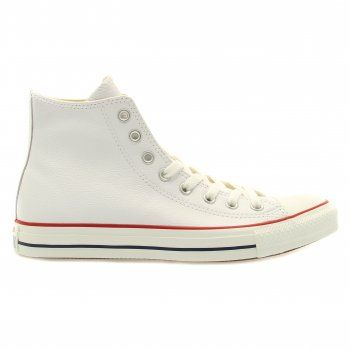 Converse Leather Chuck Taylor All Star Hi in White