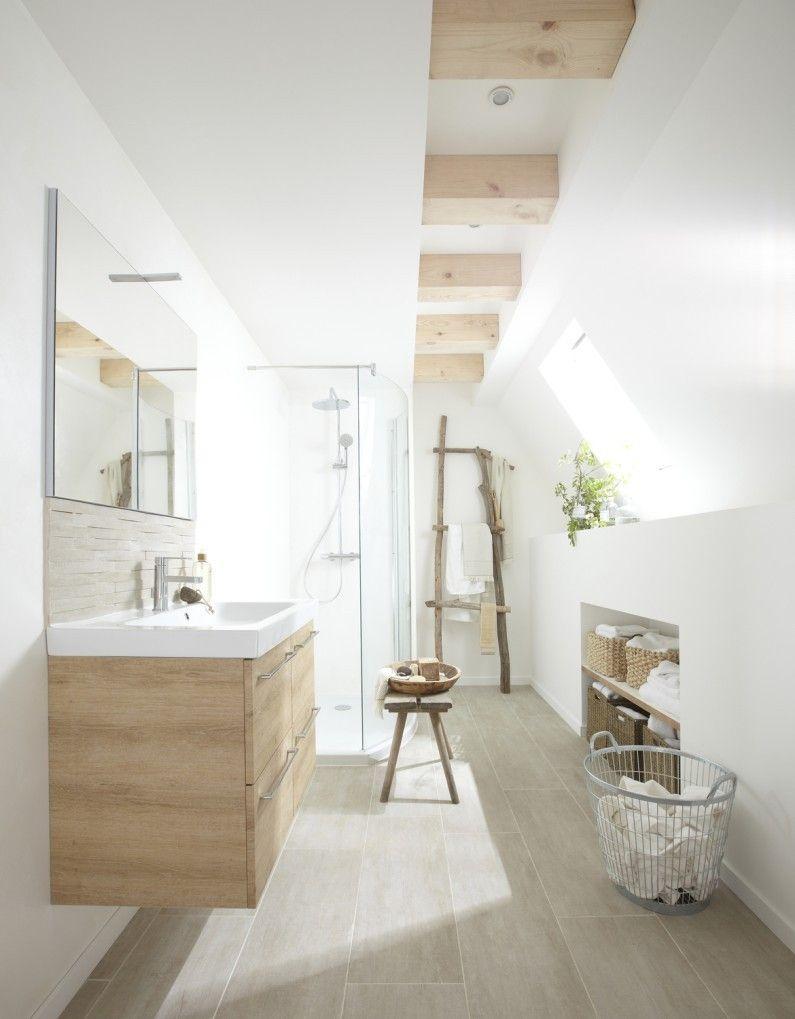 salle de bain pure - Salle De Bain Epuree