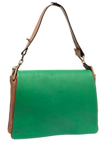 Chloe green bag