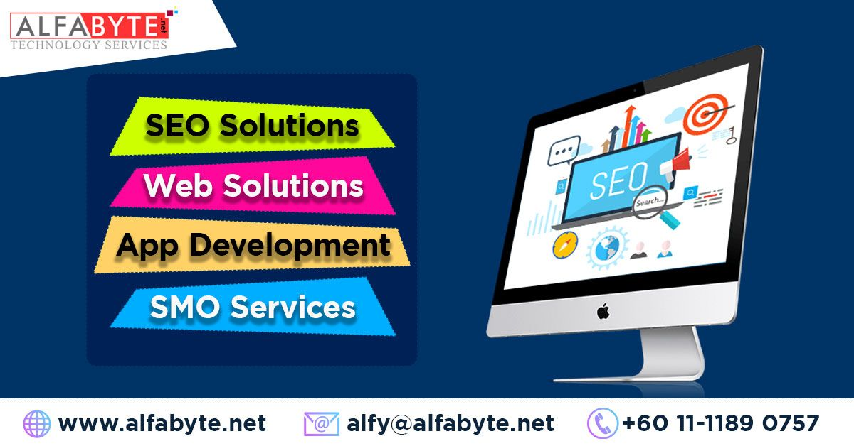 Alfabyte Is Malaysian Based Comprehensive Digital Marketing Agency Constantly Indulged In Web Design And Developm In 2020 Web Design Web Development Design Development