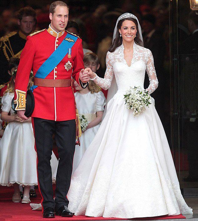 kate william casamentoreal expo vestido de noiva tipo princesa manga de vestido de noiva vestido de noiva vestido de noiva