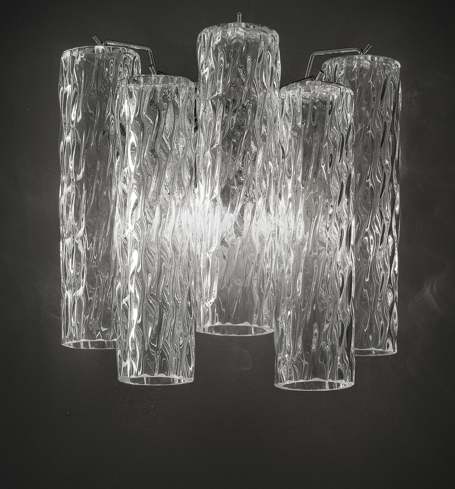 """e of our gorgeous """"Tronchi"""" chandeliers inpired by an original"""