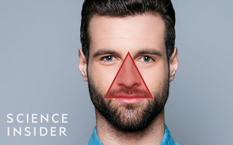 مثلث الموت في الوجه تعر ف بالتفصيل كل شيء عنه وعن مدى خطورته Tattoos Triangle Tattoo