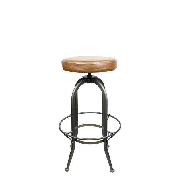 Tabouret de bar réglable vintage Alhena Bar, Bar stool and Stools