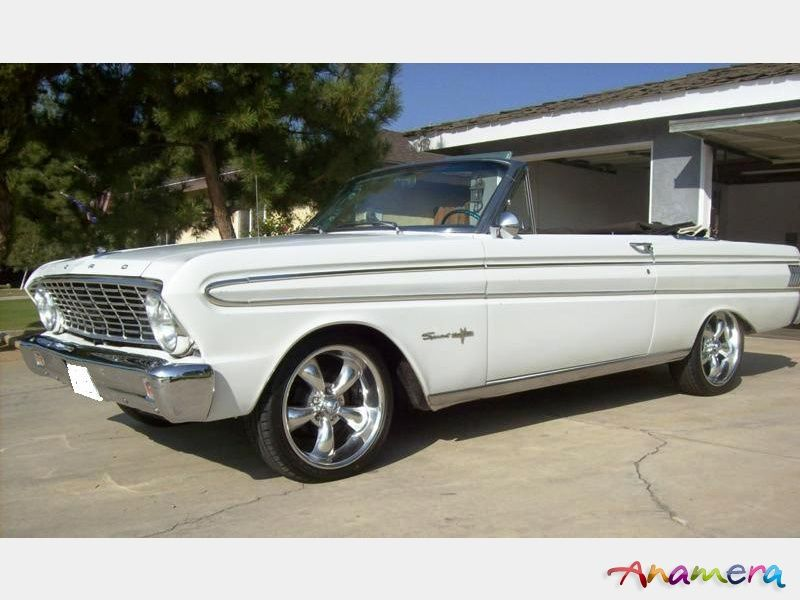 1964 Ford Falcon Sprint Convertible Ford Falcon 1964 Ford