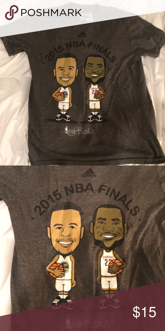 WARRIORS Steph Curry vs Lebron James Finals Shirt Lebron