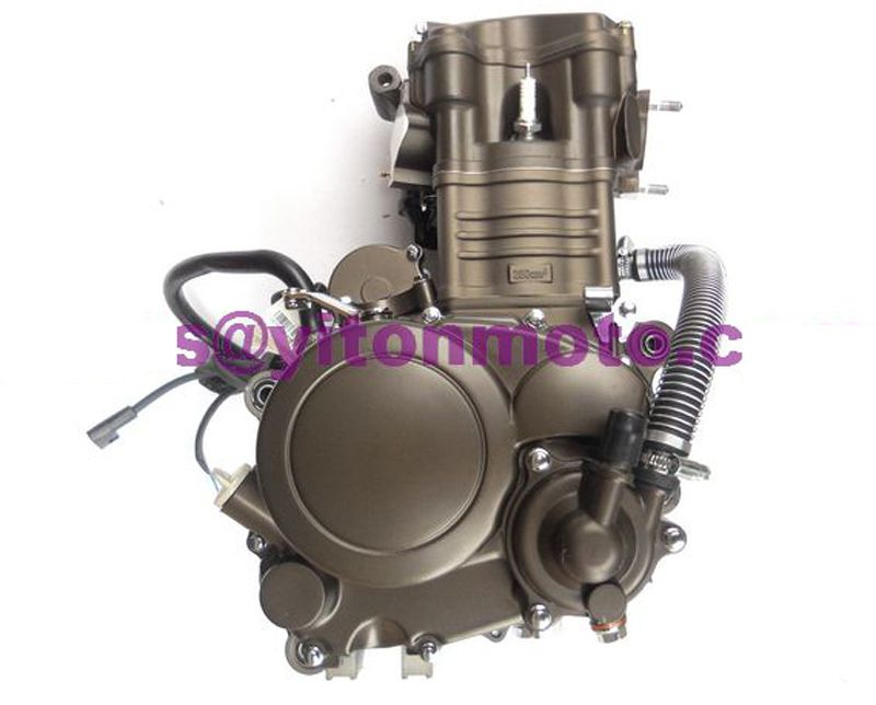 Lifan Zongshen CG 250CC CG250 water cooled engine motor for