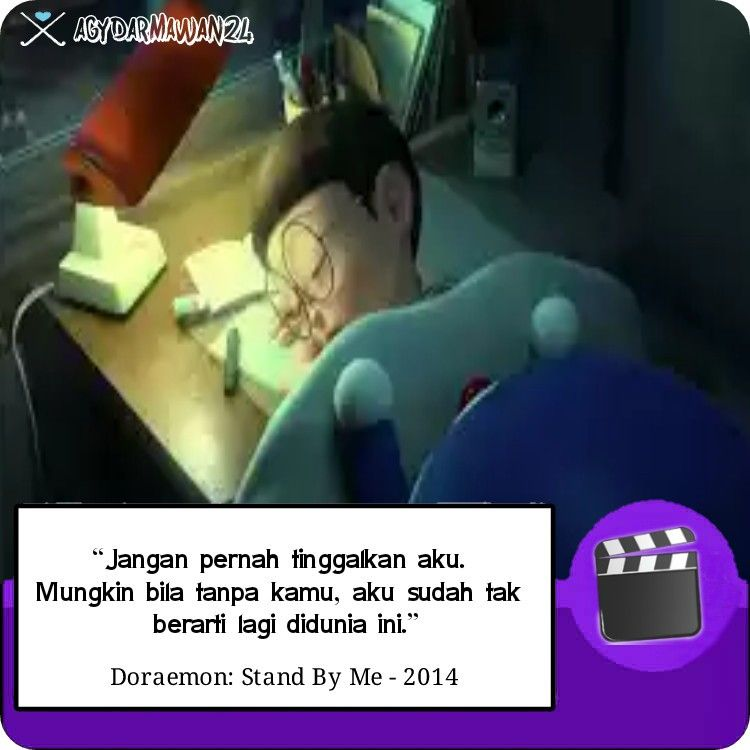 7700 Koleksi Gambar Kata Bijak Doraemon HD