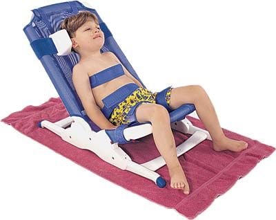 Beautiful The Rifton Blue Wave Bathing Chair And Bathing System Is A Modular,  Versatile, Practical