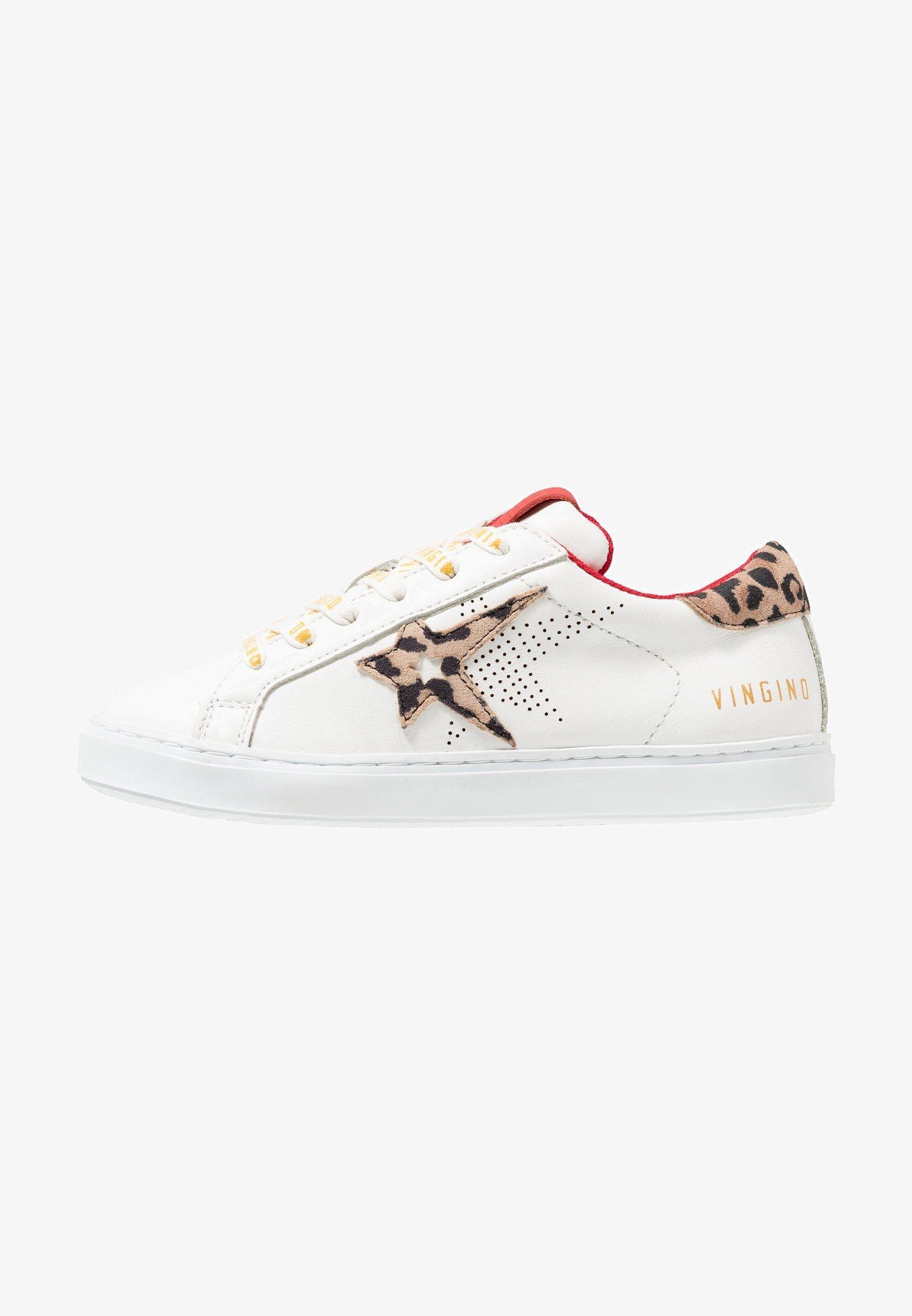 Vingino Mayke Sneakers Low Spring White Zalando De Zapatos Para Niñas Diseños De Zapatos Calzado Niños