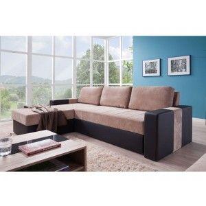 Corner Sofa Bed ADEN - SALE! #cornersofabed #fabricsofabed ...