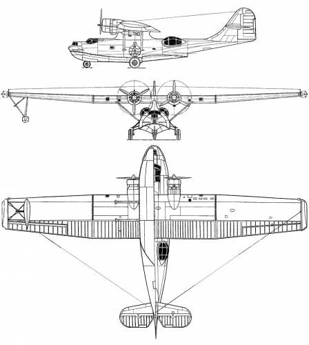 Catalina Aircraft Military Props Pinterest Flying