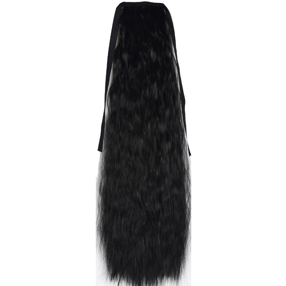 Topreety Heat Resistant B5 Synthetic Hair Fiber 22 55cm Kinky