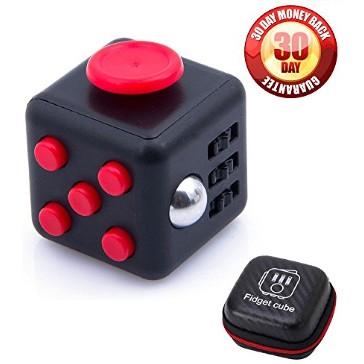 POKKOP 2017 Fid Dice Cube Stress Relief Anxiety Toy Focus Gift