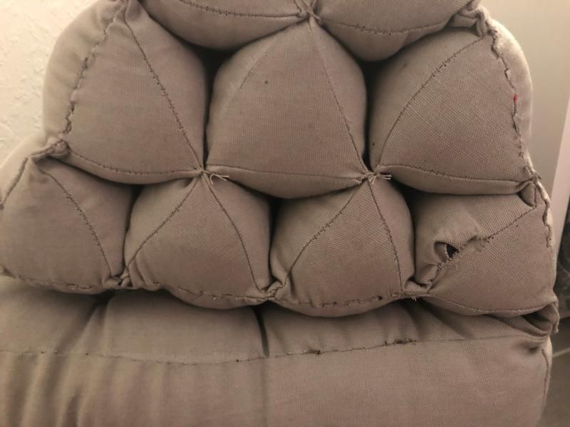 Convertible Triangle Floor Cushion Cushions to make