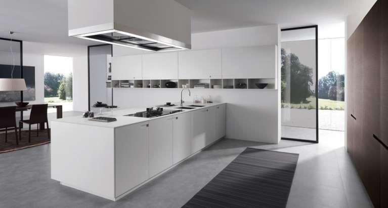 Euromobil Cucine: prezzi e modelli dal catalogo   House   Kitchen ...