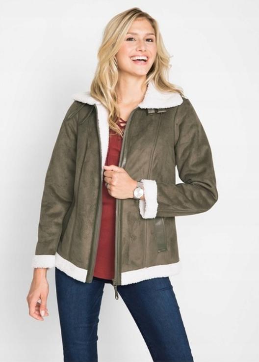 B P C Kurtka Kozuszek 52 7814284924 Oficjalne Archiwum Allegro Outerwear Jackets Fashion