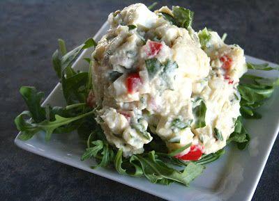 tune 'n fork: Potato Salad