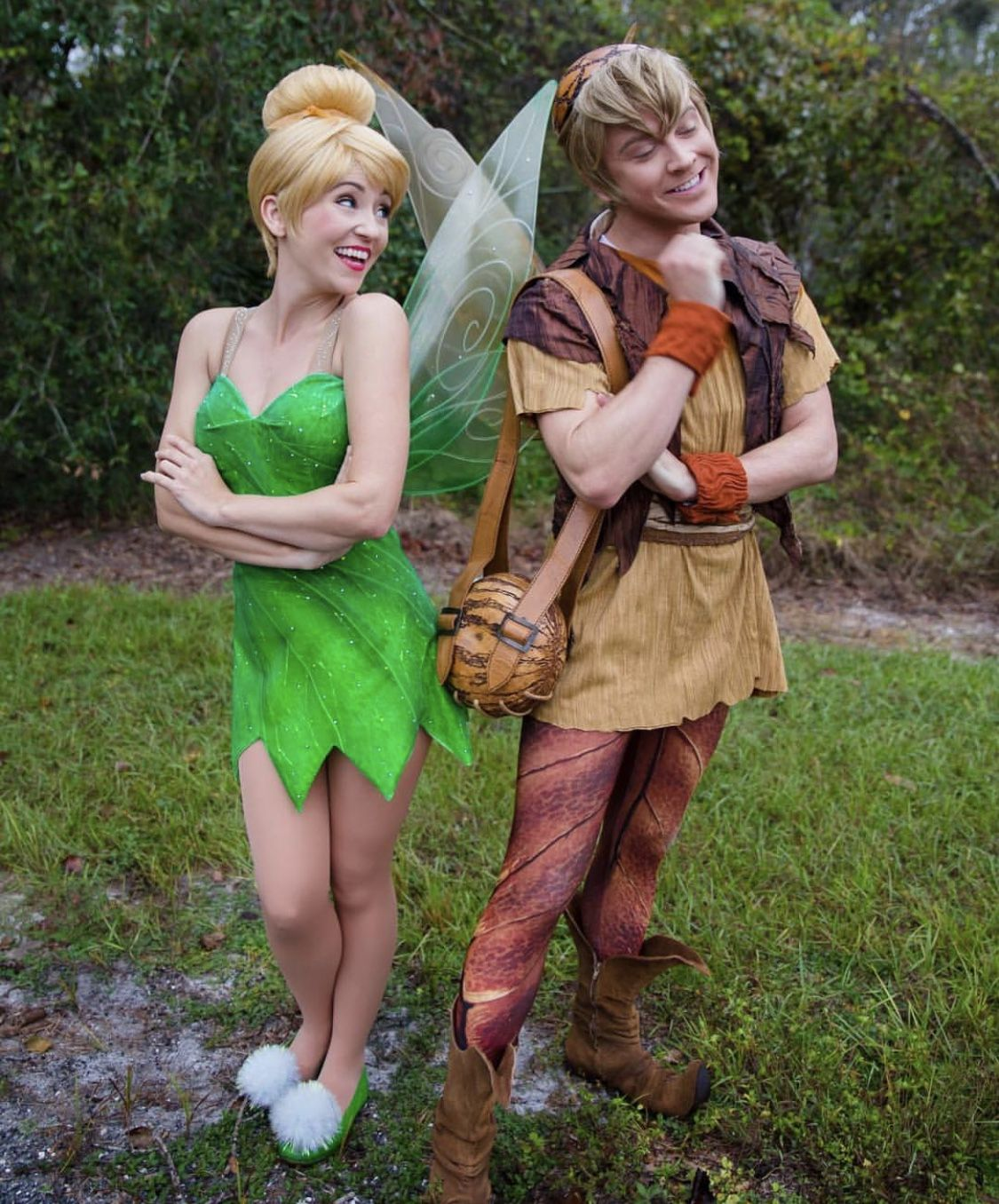 Pin By On Disney With Images Couple Halloween Costumes