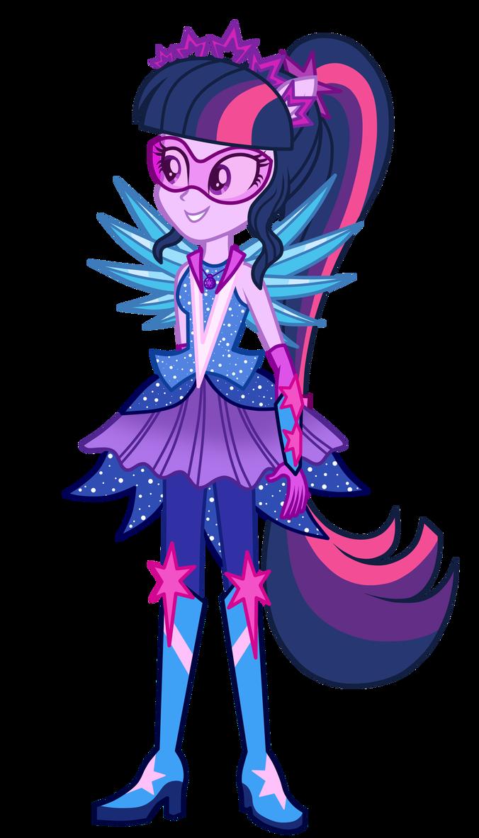 Twilight Sparkle Equestria Girls Dibujos Para Colorear De My Little Pony Humanas Legend Of Everfree Twilight Sparkle By Mixiepie On Deviantart
