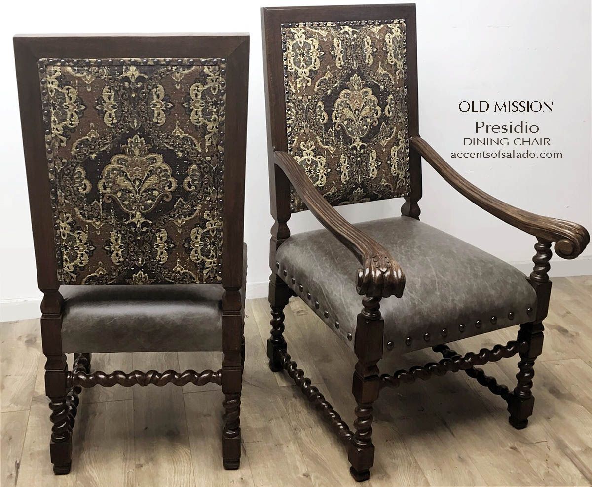 Genuine Leather Dining Chairs Tuscan Decorating Leather Dining