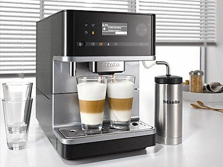 Miele Countertop Coffee Machines Pod Coffee Machine Miele