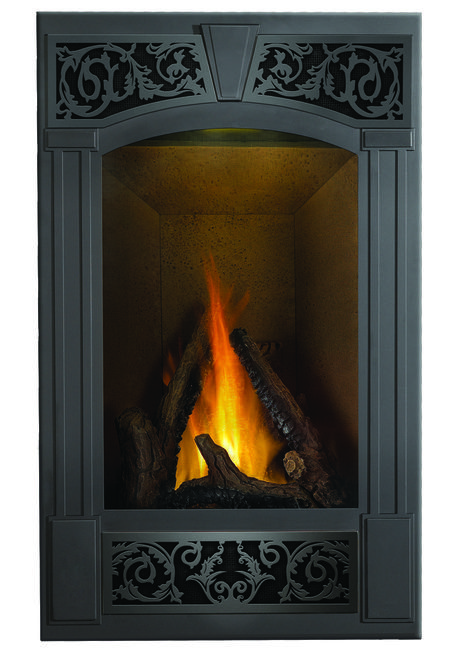 Napoleon Vittoria Gas Fireplace - GD19-1NSB - Embers ... on Embers Fireplaces & Outdoor Living id=49857