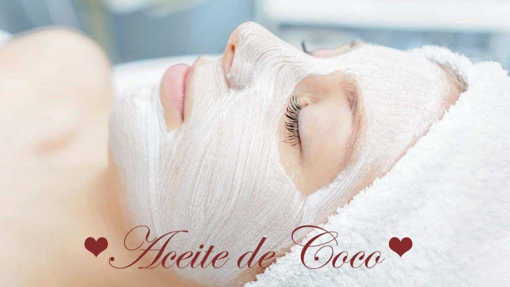 3 Mascarillas De Aceite De Coco Para La Piel Elimina El Acne