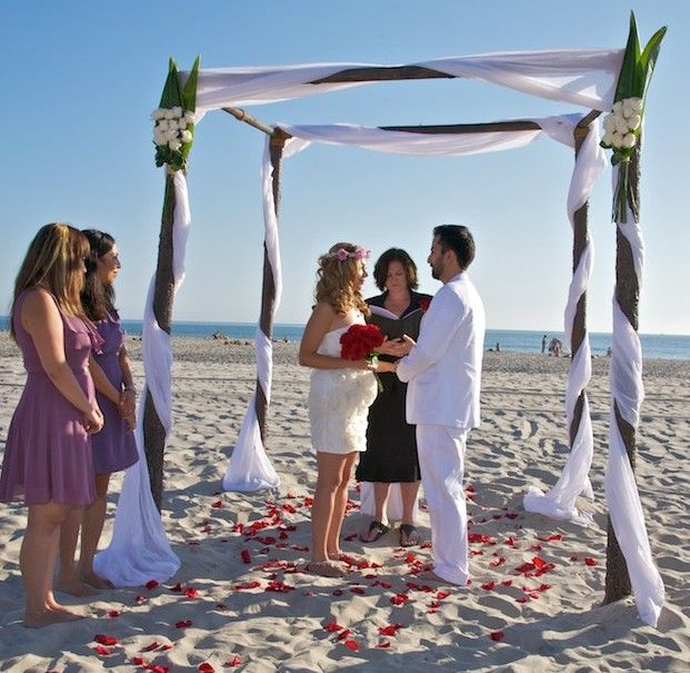 Wooden Chuppah | Dark Wood Wedding Canopy Chuppah Arch Miami South Florida Los Angeles . : wedding canopies and arches - memphite.com