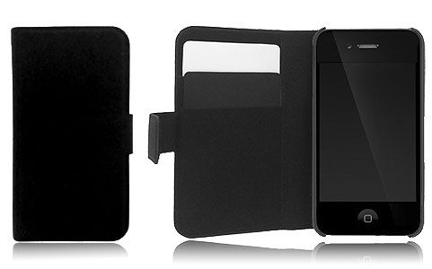 75% off iPhone Wallet Case from Klutch Cases, $9