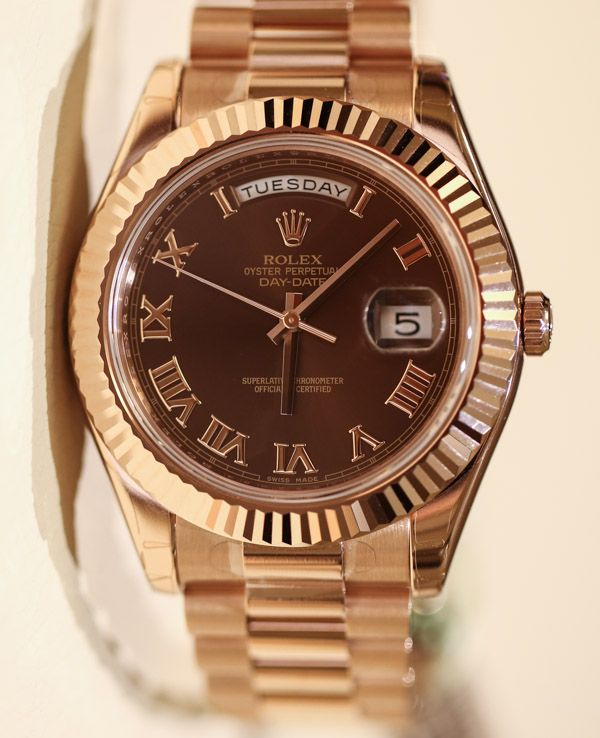 Rolex Datejust Ii And Day Date Ii Watch Reviews The Best Watches