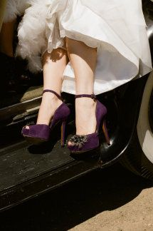 Purple Wedding Shoes Purple Wedding Shoes Satin Wedding Shoes