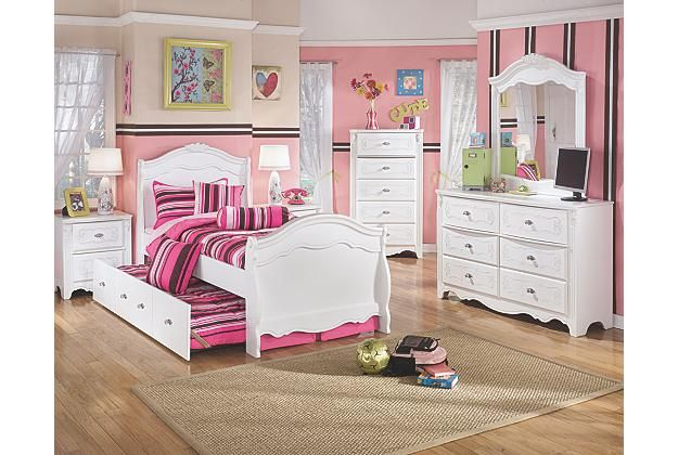 Kids Beds Ashley Furniture Homestore Twin Trundle Bed Sleigh