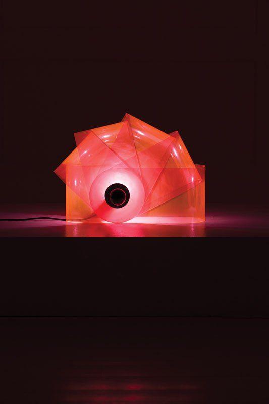 Superstudio; Plastic And Metal U0027Gherpeu0027 Table Lamp By Francesconi For  Design Center,