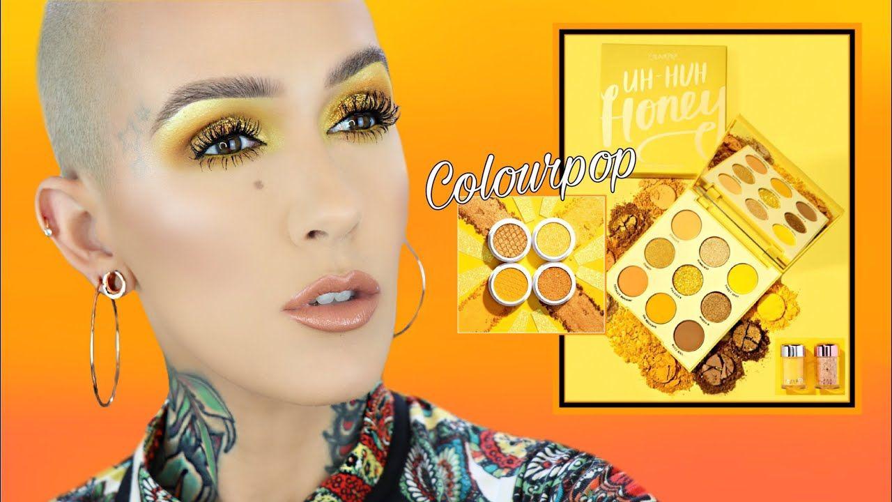 ColourPop Uh-Huh Honey Palette Review + 3 Looks - Always