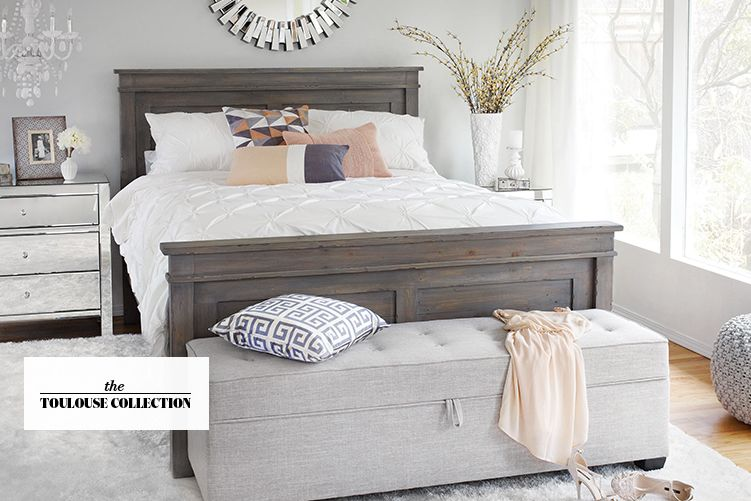 Fabulous Toulouse Bedroom Urban Barn Home Bedroom Home Decor Home Ibusinesslaw Wood Chair Design Ideas Ibusinesslaworg
