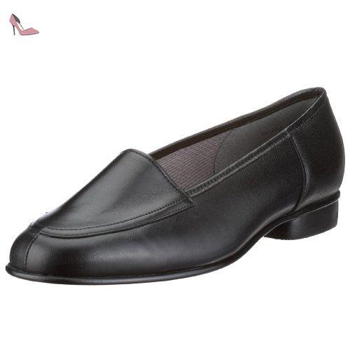 Gabor Shoes Gabor Fashion, Mocassins Femme, Noir (27 Schwarz), 41 EU
