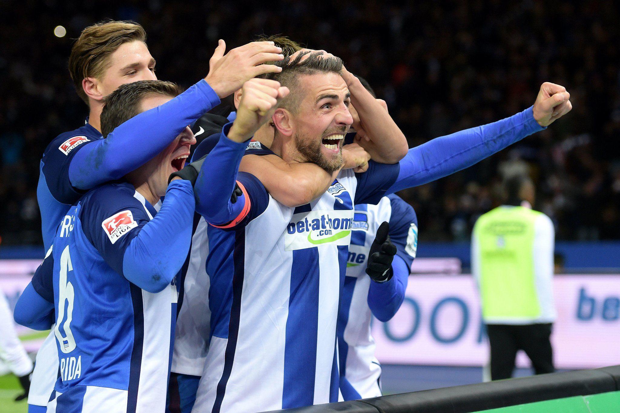 12 freie Tage für unsere Profis - Zeit um auf 12 Pflichtspielsiege zurückzublicken  10. Sieg: Hertha vs. Mainz 2 https://t.co/a1L1vjh7Ow
