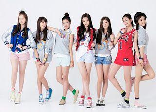 Effpoo4our: [Profile] A Pink 에이핑크 Eunji, Chorong, Naeun, Bomi, Hayoung, Namjoo, Yookyung