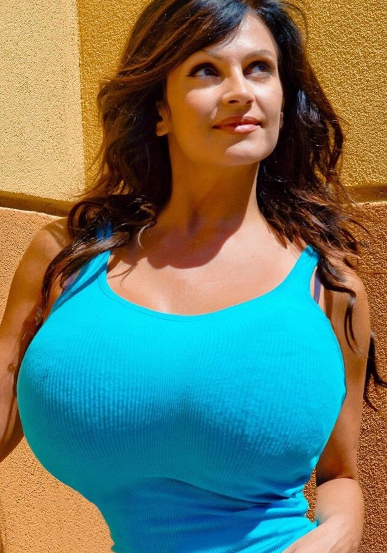 Small breast large nipples