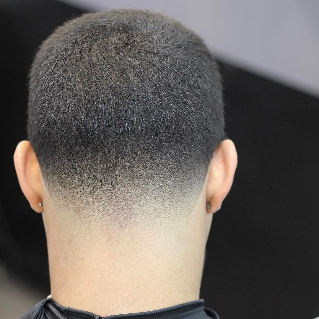 Mens fade haircuts mrfineline short tapered haircut for men menshairstyles