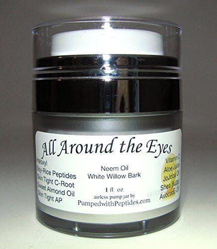 Dark Circle Under Eye Cream w/Haloxyl & Soy-Rice Peptides ...
