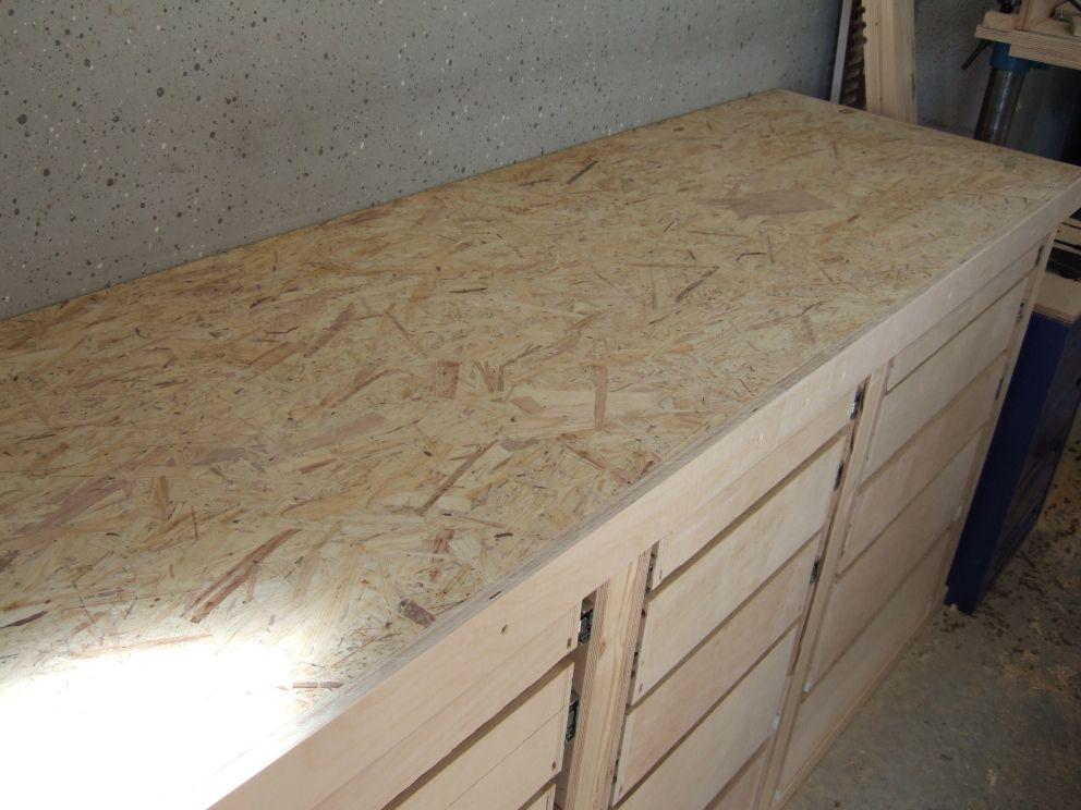 Schubladenschrank für Werkstatt Schubladenschrank