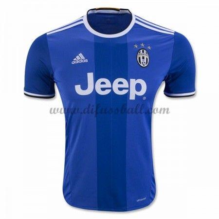 Neues Juventus 2016 17 Fussball Trikot Kurzarm Auswartstrikot Shop Juventus Juventus Trikot Trikots
