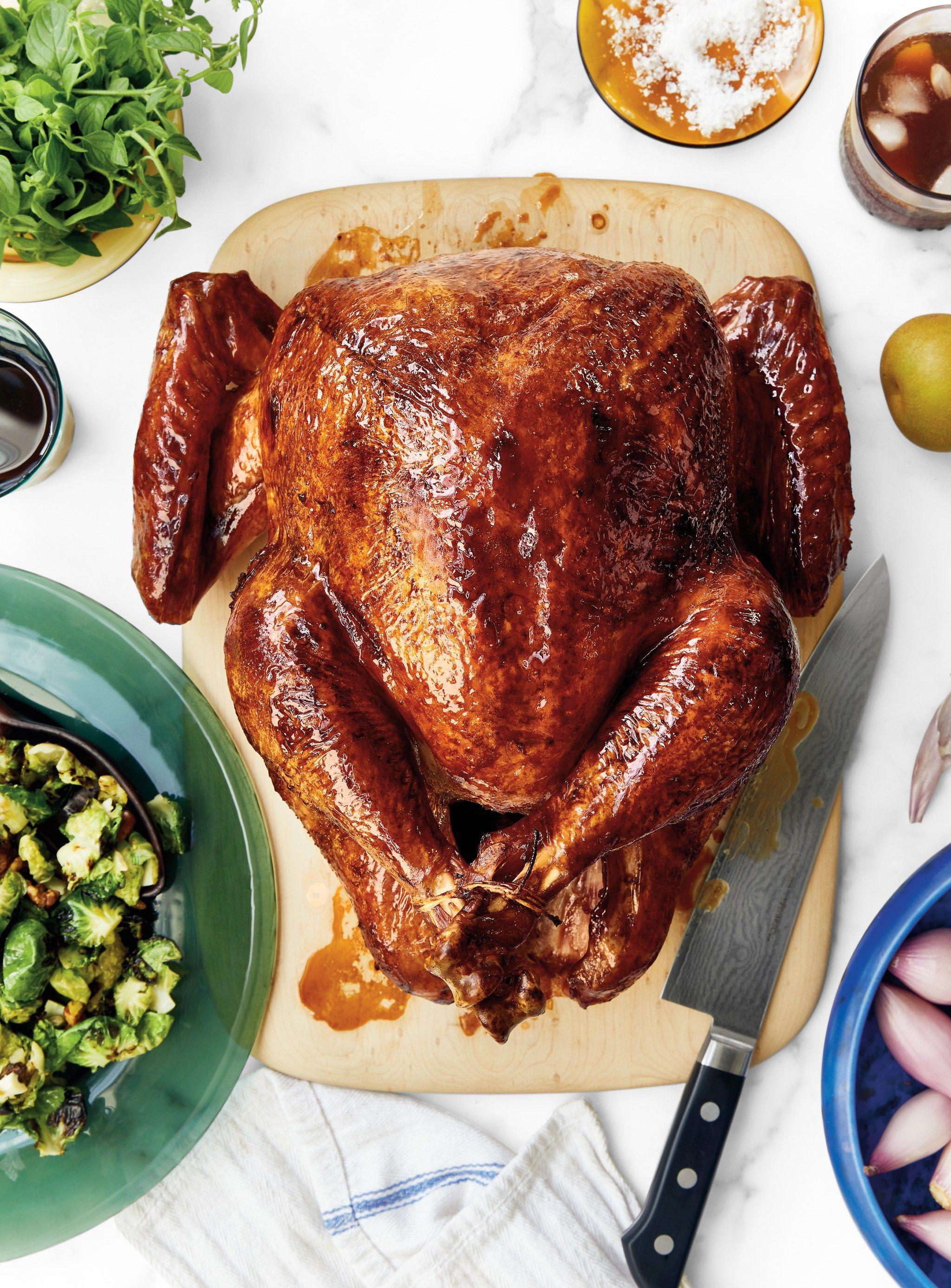 Dry Rubbed Roast Turkey Recipe Recipe Roast Turkey Recipes Roasted Turkey Turkey Recipes