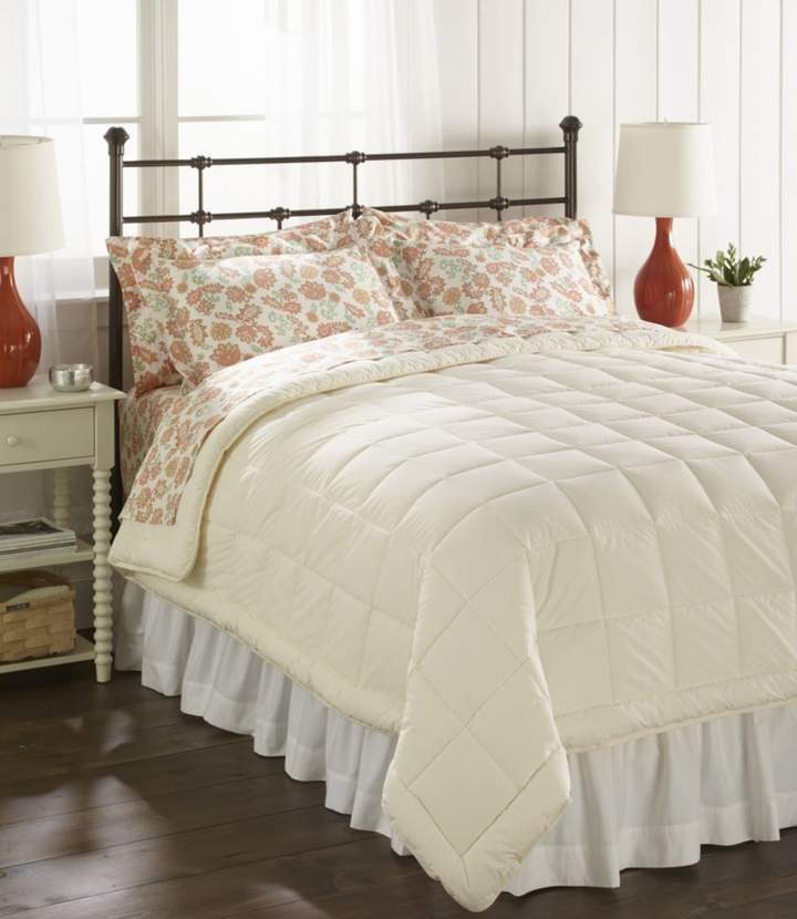 L L Bean L L Bean Ultrasoft Cotton Comforter Comforters Bed
