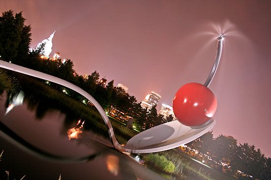Spoonbridge & Cherry by sara montour